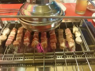 梅花羊肉串 鉢山店