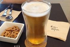 夏はビールもOK!